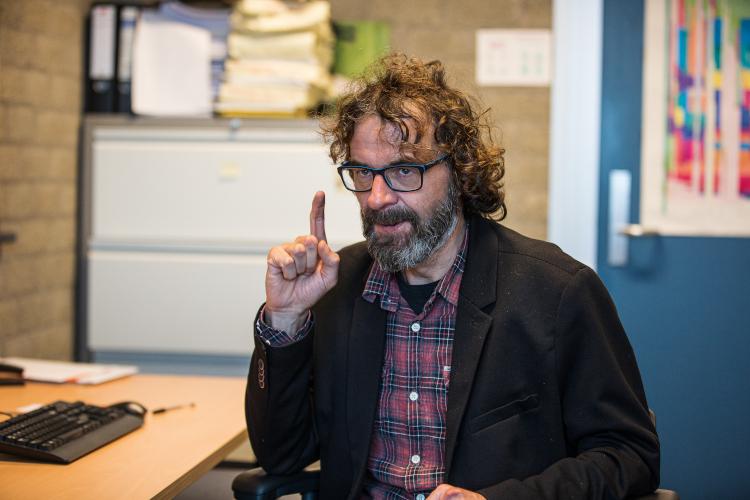 Interview (via Algemeen Nijmeegs Studentenblad)