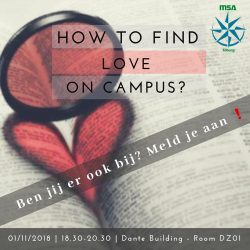 How to find love on campus?