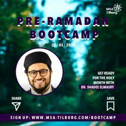 Pre-Ramadan bootcamp